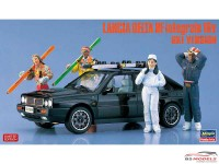 HAS20384 Lancia Delta HF Integrale 16V Ski version Plastic Kit