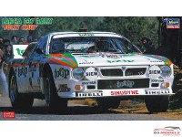 HAS20399 Lancia 037 Rally Jolly Club  Tour de Corse 1984 Plastic Kit