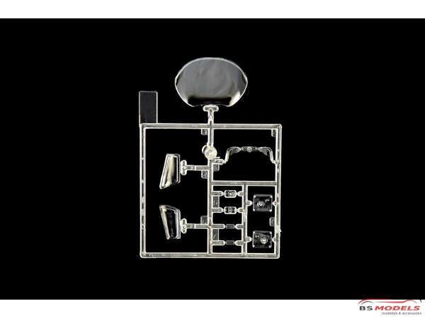 ITA3641S Lancia LC 2 Plastic Kit