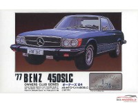 ARII20503 Mercedes Benz 450  SLC  1977 Plastic Kit