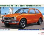 HASHC25 Honda Civic RS (SB-1) 3-door Hatchbac Plastic Kit