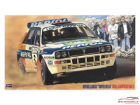 HAS20433 Repsol Lancia Super Delta Acropolis rally 1993 Plastic Kit