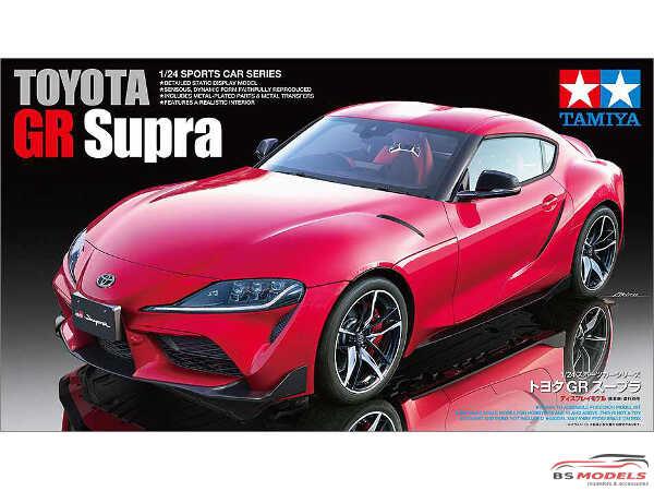 TAM24351 Toyota GR Supra Plastic Kit