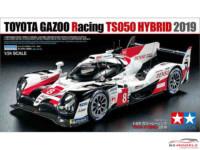 TAM25421 Toyota Gazoo Racing TS050 Hybrid 2019 Plastic Kit