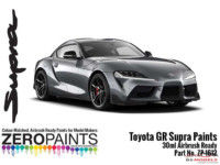 ZP1612-3 Toyota GR Supra Ice Grey Metallic Paint 30ml Paint Material