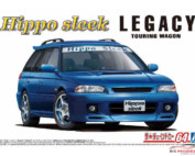 AOS05800 Subaru Legacy Touring Wagon Hippo Sleek BG5 Plastic Kit