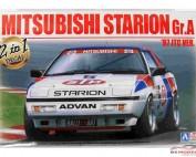 BEE24023 Mitsubishi Starion GR A 1987 JTC Plastic Kit