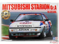 BEE24023 Mitsubishi Starion GR A 1987 JTC Plastic Kit