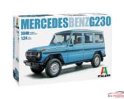 ITA3640S Mercedes Benz G 230 Plastic Kit