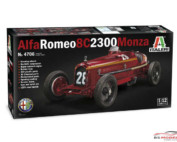ITA4706S Alfa Romeo 8C 2300  Monza Plastic Kit