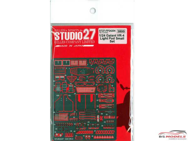 STU27FP24204 Mitsubishi Galant VR-4 upgrade parts + small lightpod set Multimedia Accessoires