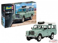 REV07047 Land Rover serie III Plastic Kit