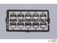 SC43-6 Headlights  6 mm (10 pcs) Multimedia Accessoires