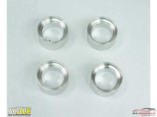 """SPF24005 17"""" Aluminium Rings (4x wide) Multimedia Accessoires"""