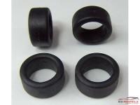 "SPR24005 13"" Slick Rubber Tires Multimedia Accessoires"