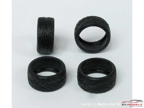 "SPR24009 17"" Rubber Tires tread Multimedia Accessoires"