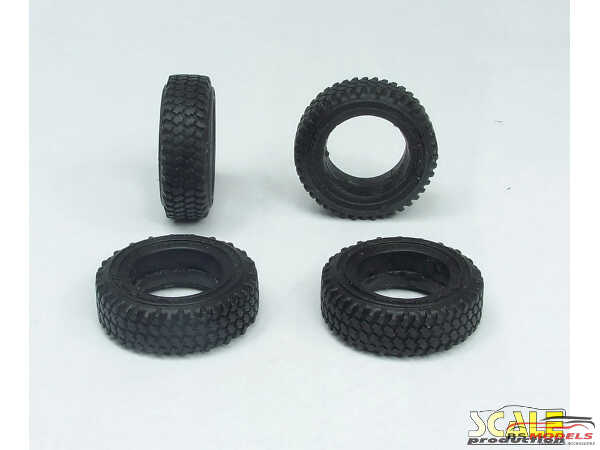 "SPR24023 16"" Michelin 4x4 rubber tires Multimedia Accessoires"