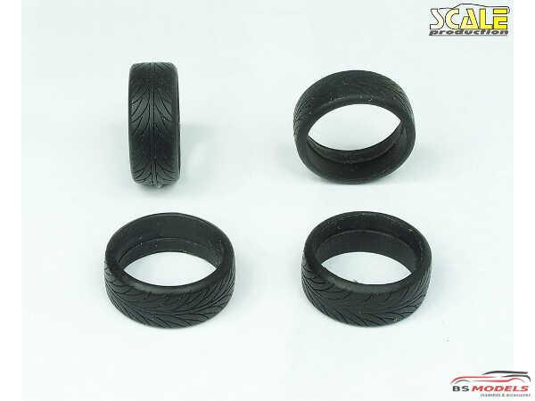 "SPR24025 18"" Nankang NS2 Rubber Tires Multimedia Accessoires"