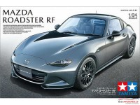 TAM24353 Mazda Roadster MX-5 RF Plastic Kit