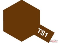 TAM85001 TS-1  Red brown Paint Material