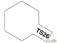 TAM85026 TS-26  Pure White Paint Material