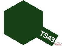 TAM85043 TS-43  Racing Green Paint Material