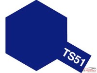 TAM85051 TS-51  Racing Blue Paint Material