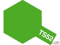 TAM85052 TS-52  Candy Lime Green Paint Material