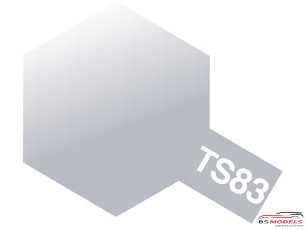 TAM85083 TS-83  Metallic Silver Paint Material