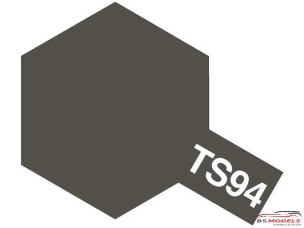 TAM85094 TS-94  Metallic Gray Paint Material
