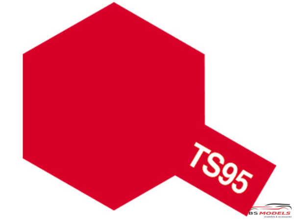 TAM85095 TS-94  Pure Metallic Red Paint Material