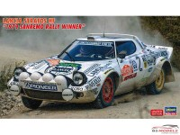 HAS20440 Lancia Stratos HF  1979 Sanremo Rally Winner Plastic Kit
