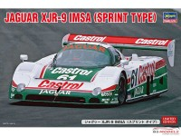 HAS20441 Jaguar XJR-9  IMSA-GTP  (sprint type) Plastic Kit