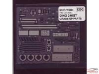 STU27FP2484 Ferrari Dino 246 GT upgrade parts Etched metal Accessoires