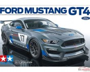 TAM24354 Ford Mustang GT4 Plastic Kit