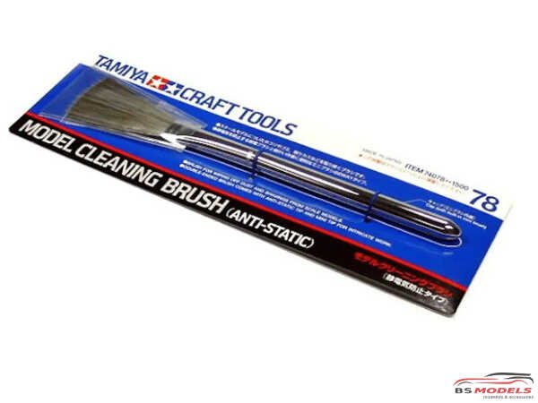 TAM74078 Tamiya Model Cleaning Brush Multimedia Tool