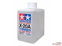 TAM81040 X-20A  Acrylic Thinner  250ml Paint Material