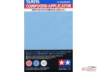 TAM87090 Tamiya Compound Cloth Multimedia Tool