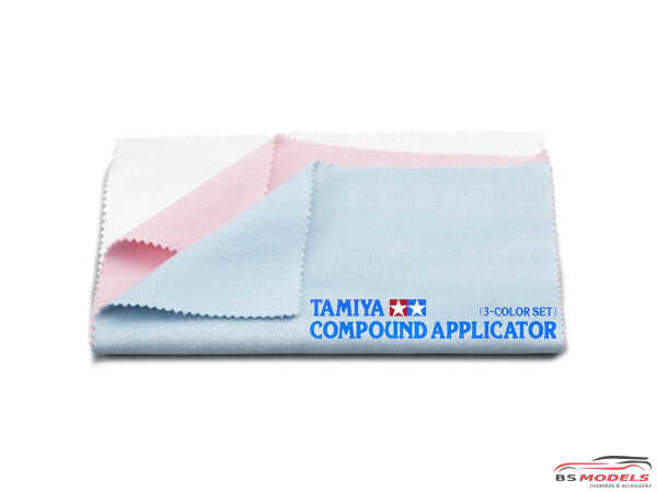TAM87090 Tamiya Compound Cloth Multimedia Tool