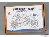 HD020399 Suzuki RGV-T(XR89) PE+Metal+resin parts FOR TAM 14081 Multimedia Accessoires
