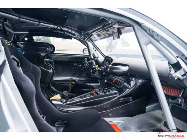 HD030548 Mercedes AMG GT3 Door&Engine detail kit (resin+PE+metal+logo) Multimedia Accessoires
