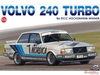 PN24013 Volvo 240 Turbo ETCC  1986 Hockenheim winner Plastic Kit