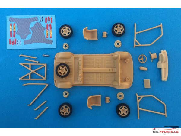 TK24471 Peugeot 106  civil to Groupe A  Transkit Multimedia Transkit