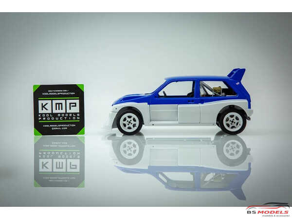 KMPTK24094 MG Metro Tarmac Dymags Resin Material