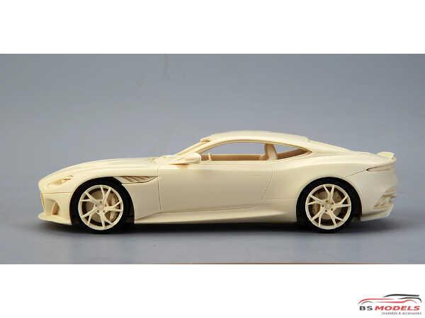 AM020015 Aston Martin DBS Superleggera Full Detail Kit Multimedia Kit