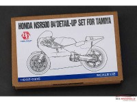 HD020316 Honda NSR500 '84  detail up set  For TAM Multimedia Accessoires
