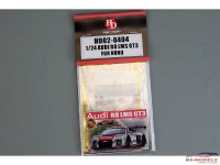 HD020404 Audi R8 LMS GT3 for NuNu detail set Multimedia Accessoires