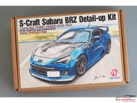 HD030553 S-Craft Subaru BRZ transkit for TAM Multimedia Transkit