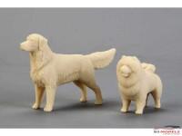 HD030570 Adorable Pet (Golden Retriever & Chow Chow) Multimedia Accessoires