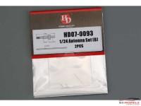 HD070093 Antenna set B Multimedia Accessoires